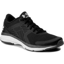 Buty UNDER ARMOUR - Ua W Micro G Press Tr 1285804-001 Blk/Rhg/Wht. Czarne buty do fitnessu damskie Under Armour, z materiału. W wyprzedaży za 229,00 zł.