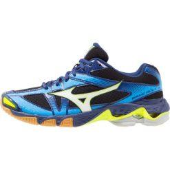 Buty sportowe damskie: Mizuno Buty damskie Mizuno Wave Bolt 6  granatowo- czarne r.45
