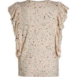 T-shirty damskie: Soft Gallery AYLIN  Tshirt z nadrukiem apricot