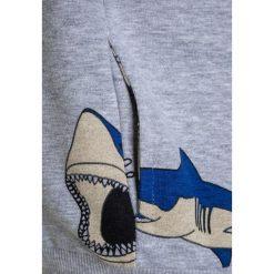 Bluzy chłopięce: Småfolk WITH SHARK Bluza rozpinana light grey