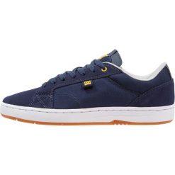 Trampki męskie: DC Shoes ASTOR Tenisówki i Trampki navy/yellow