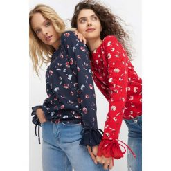T-shirty damskie: Koszulka w kwiaty