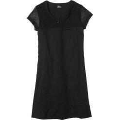 Bielizna nocna: Koszula nocna bonprix czarny