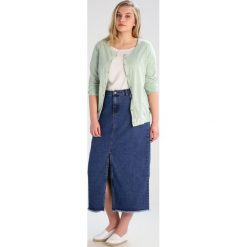 Swetry damskie: Open End Kardigan mint