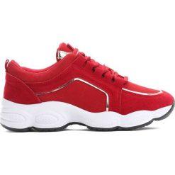 Czerwone Sneakersy Long Run. Szare sneakersy damskie marki other, z materiału. Za 89,99 zł.