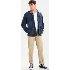 Quiksilver CAPALONGA  Kurtka jeansowa neo elder. Niebieskie kurtki męskie jeansowe marki Quiksilver, l, narciarskie. W wyprzedaży za 411,75 zł.