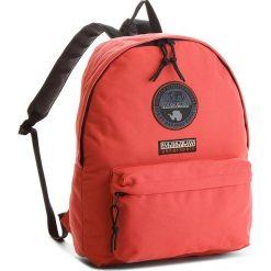 Plecak NAPAPIJRI - Voyage 1 N0YGOS Coral RA1. Czerwone plecaki męskie marki Napapijri, z materiału. W wyprzedaży za 179,00 zł.