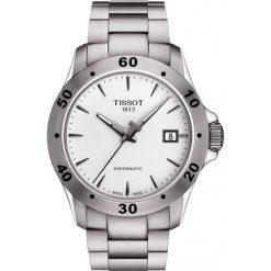 RABAT ZEGAREK TISSOT T-Sport T106.407.11.031.01. Szare zegarki męskie TISSOT, ze stali. W wyprzedaży za 1672,00 zł.