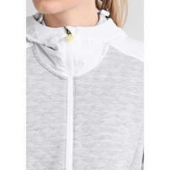 Salomon ELEVATE Bluza rozpinana white. Białe kardigany damskie Salomon, m, z materiału. W wyprzedaży za 623,20 zł.