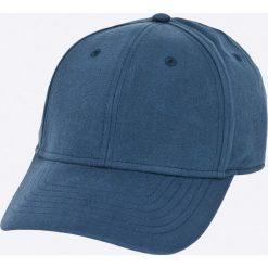 S. Oliver - Czapka. Szare czapki z daszkiem męskie S.Oliver, z bawełny. W wyprzedaży za 49,90 zł.