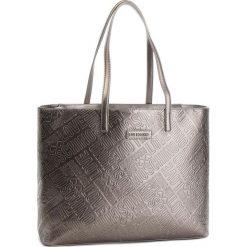 Torebka LOVE MOSCHINO - JC4033PP16LF0910 Peltro. Brązowe torebki klasyczne damskie marki Love Moschino, ze skóry ekologicznej. W wyprzedaży za 619,00 zł.