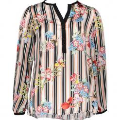 Bluzka - Comfort fit - w kolorze czarnym ze wzorem. Czarne topy sportowe damskie Seidensticker. W wyprzedaży za 159,95 zł.