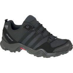 Buty trekkingowe męskie: Adidas Buty męskie AX2 Climaproof czarne r. 42 2/3 (BA9253)