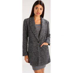 Płaszcze damskie pastelowe: JDY JDYOLIVIA Krótki płaszcz black