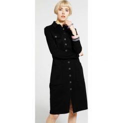 Sukienki balowe: Sukienka - 6-6010 BLACK