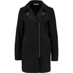 Płaszcze damskie pastelowe: Noisy May NMBECCY Krótki płaszcz dark grey melange