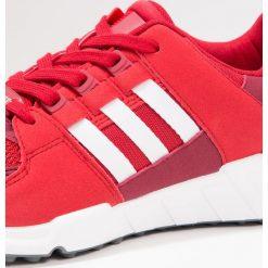 Adidas Originals EQT SUPPORT RF Tenisówki i Trampki power red/footwear white/collegiate burgundy. Czerwone tenisówki damskie marki adidas Originals, z materiału. W wyprzedaży za 391,20 zł.