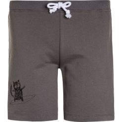 Spodnie chłopięce: La Queue du Chat Spodnie treningowe dark grey