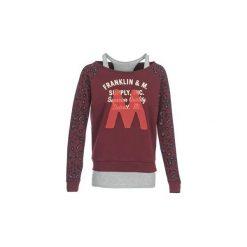 Bluzy damskie: Bluzy Franklin   Marshall  MANTECO