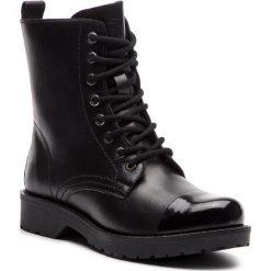 Trapery LASOCKI - WI23-PERSONA-01 Czarny. Czarne buty zimowe damskie Lasocki, ze skóry. Za 199,99 zł.