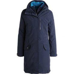 Schöffel MONTREUX 3IN1 Parka navy blazer. Niebieskie kurtki sportowe damskie Schöffel, z materiału. W wyprzedaży za 1343,20 zł.