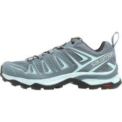 Buty sportowe damskie: Salomon X ULTRA 3  Obuwie hikingowe lead/stormy weather/canal blue
