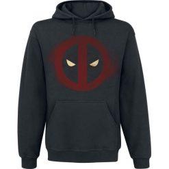 Deadpool Unicorn Bluza z kapturem czarny. Czarne bluzy męskie rozpinane Deadpool, s, z nadrukiem, z kapturem. Za 164,90 zł.