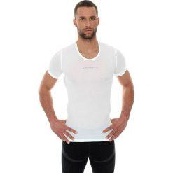 Brubeck Koszulka unisex Base Layer Brubeck biała r. XXL (SS10540). Białe topy sportowe damskie marki Brubeck, m. Za 74,99 zł.