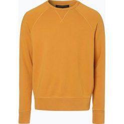 Bejsbolówki męskie: Drykorn - Męska bluza nierozpinana – Razor, żółty