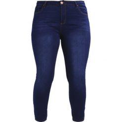 Rurki damskie: Second Script Curve LEO  Jeans Skinny Fit indigo