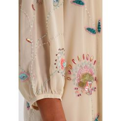 Sukienki hiszpanki: Intropia Sukienka letnia ivory