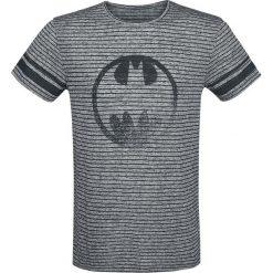 T-shirty męskie z nadrukiem: Batman Gotham City T-Shirt odcienie szarego/czarny