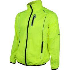 Kurtki sportowe męskie: Rucanor Kurtka Andy zielony r. S (29394)