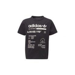T-shirty z krótkim rękawem Dziecko  adidas  Koszulka Kaval. Czarne t-shirty chłopięce z krótkim rękawem Adidas. Za 99,95 zł.