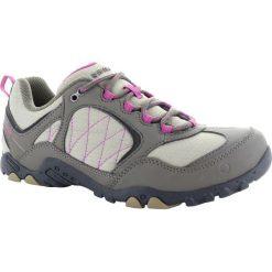 Buty trekkingowe damskie: Hi-tec Buty damskie Mafield Dark Taupe/Boysenberry r. 37