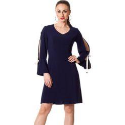 Długie sukienki: Sukienka w kolorze granatowym