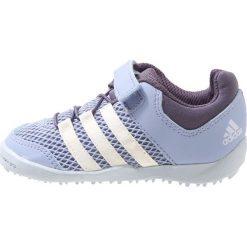 Adidas Performance DAROGA PLUS Obuwie treningowe chalk blue/trace purple/aero blue. Brązowe buty sportowe chłopięce marki adidas Performance, z gumy. W wyprzedaży za 152,10 zł.