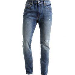 Levi's® 512™ SLIM TAPER FIT Jeansy Slim fit grambs. Niebieskie jeansy męskie relaxed fit marki Levi's®. W wyprzedaży za 314,30 zł.