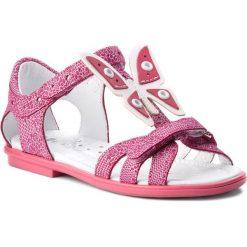 Sandały dziewczęce: Sandały BARTEK – 36209/0C7 Różowy