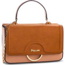 Torebka POLLINI - SC4520PP06SB260A  Nude/Cuoio. Brązowe torebki klasyczne damskie Pollini, ze skóry ekologicznej. Za 809,00 zł.
