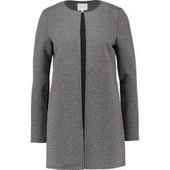 Płaszcze damskie pastelowe: Vila VINAJA NEW LONG Krótki płaszcz medium grey melange
