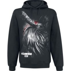 Bejsbolówki męskie: The Walking Dead Negan - Just Getting Started Bluza z kapturem czarny