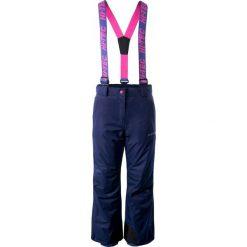 Odzież chłopięca: Hi-tec Spodnie chłopięce Draven Jr Victoria Blue/ Black r. 158