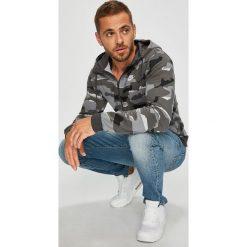 Nike Sportswear - Bluza. Brązowe bluzy męskie rozpinane marki SOLOGNAC, m, z elastanu. Za 299,90 zł.