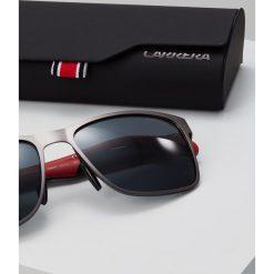 Okulary przeciwsłoneczne męskie aviatory: Carrera Okulary przeciwsłoneczne dunkelgrau