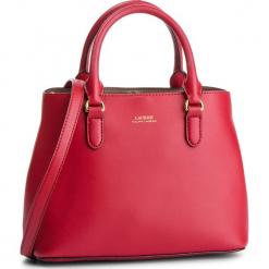 Torebka LAUREN RALPH LAUREN - Dryden 431719699003 Red. Czerwone torebki klasyczne damskie Lauren Ralph Lauren, ze skóry. Za 1209,00 zł.