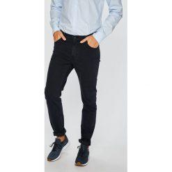 Lee - Jeansy. Czarne jeansy męskie slim marki Lee, z bawełny. Za 319,90 zł.
