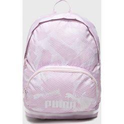 Puma - Plecak. Czerwone plecaki damskie marki Puma, xl, z materiału. W wyprzedaży za 119,90 zł.