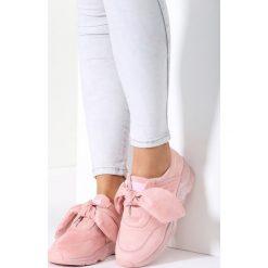 Różowe Buty Sportowe Faithful Idea. Czerwone buty sportowe damskie vices. Za 59,99 zł.