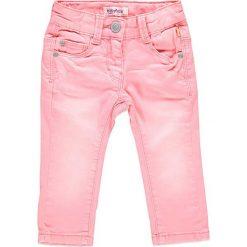 Spodnie niemowlęce: Spodnie w kolorze jasnoróżowym